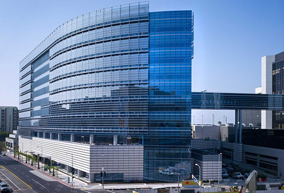 Cedars-Sinai, Advanced Health Sciences Pavilion