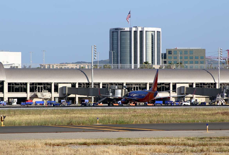 John Wayne Airport Thomas F Riley Terminal C D7