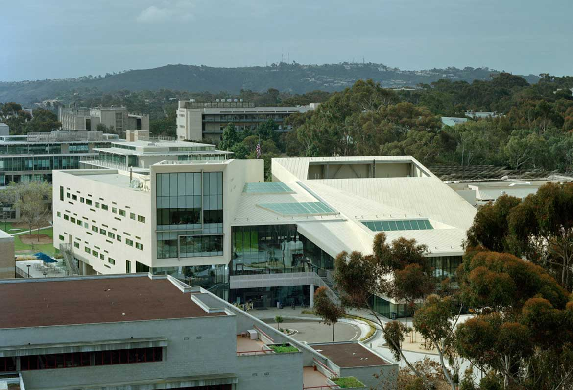 University of California, San Diego Price Center