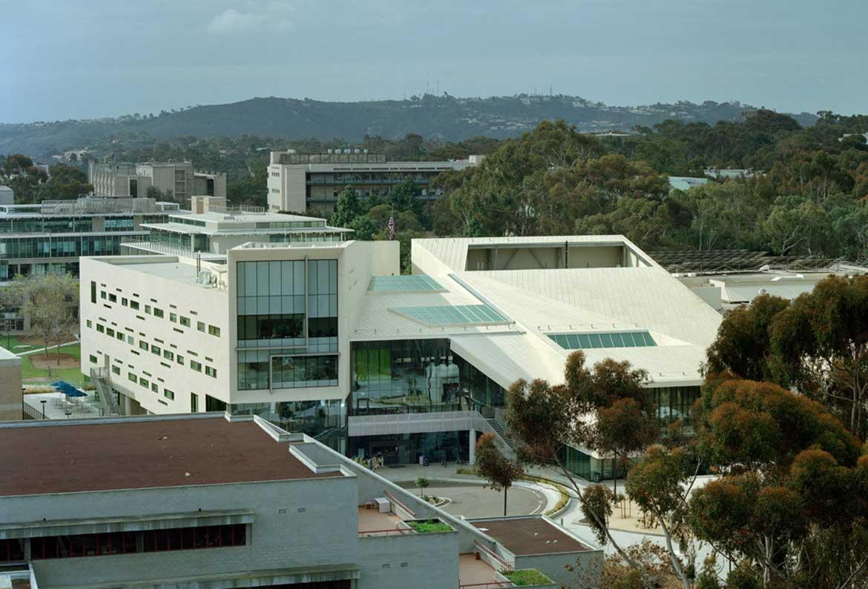 University of California, San Diego Price Center