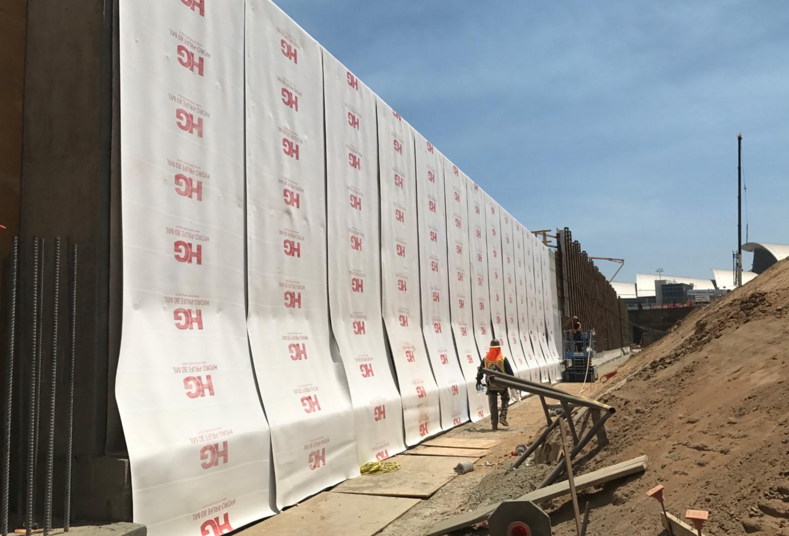 LAX MSC North Project Progresses