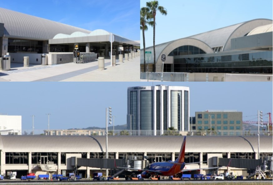 John Wayne Airport Receives Top Score