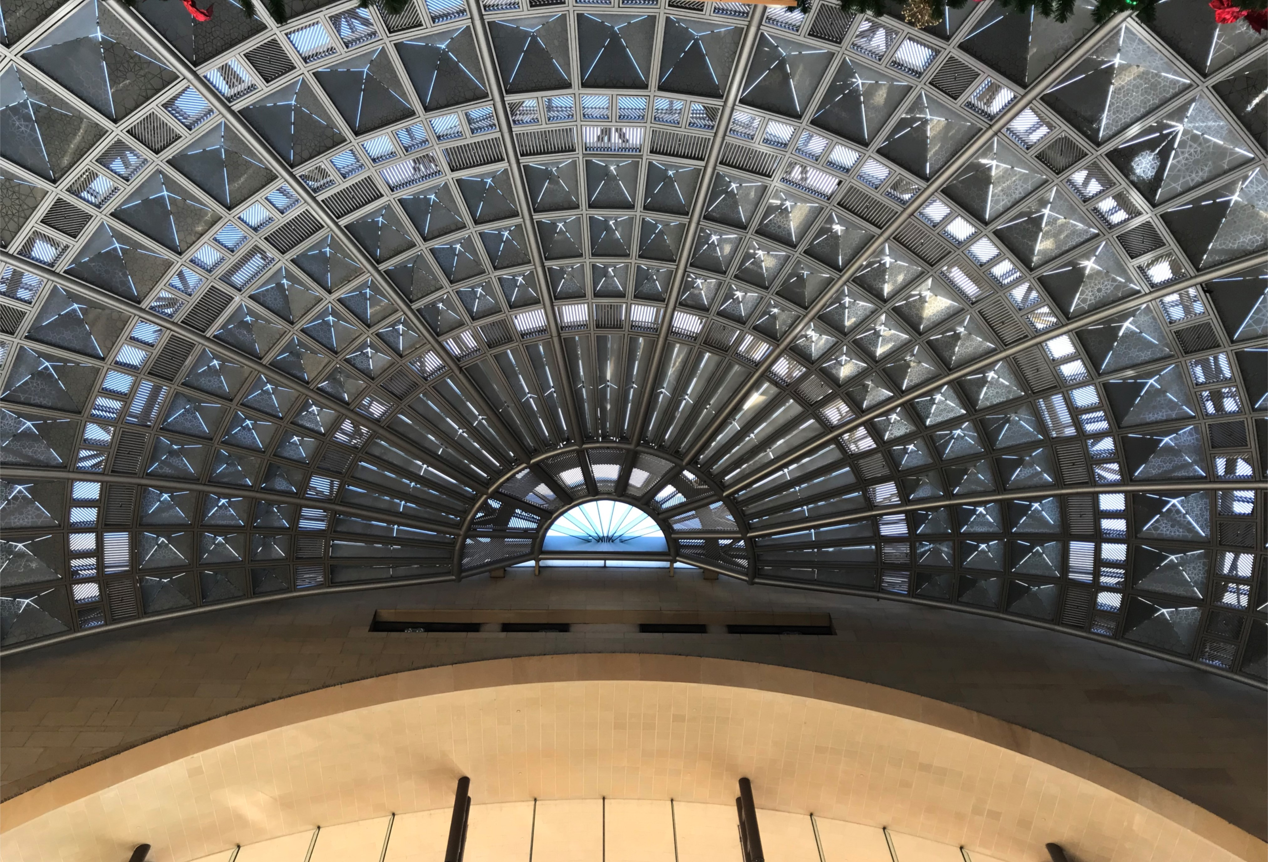 Union Station East Portal Dome- Los Angeles