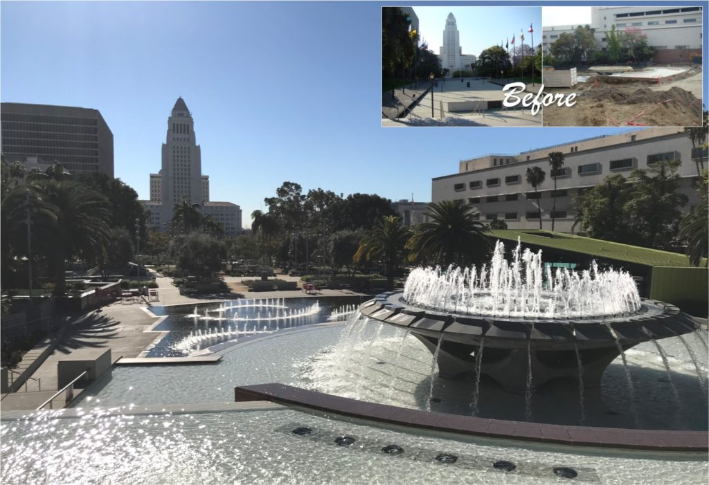 Grand Park – 2008 And Today