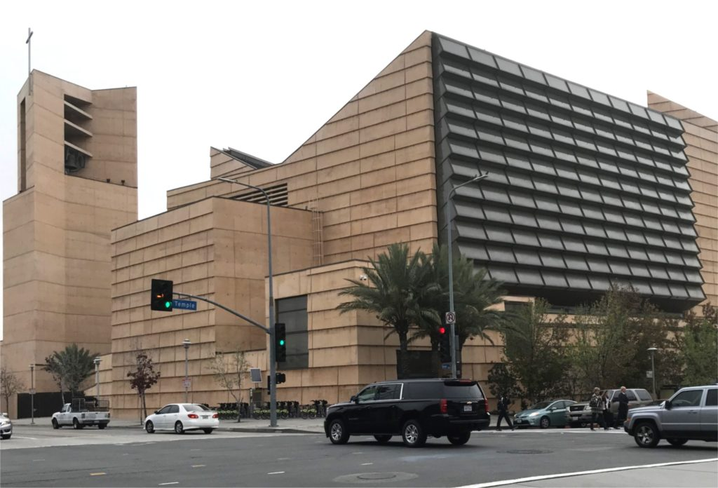 Revisiting A 2002 Project – Cathedral of Our Lady of The Angels